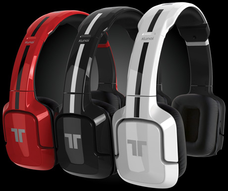 Mad Catz annuncia la disponibilità dell'headset Kunai