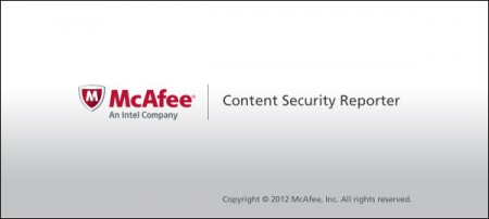 mcafee content security