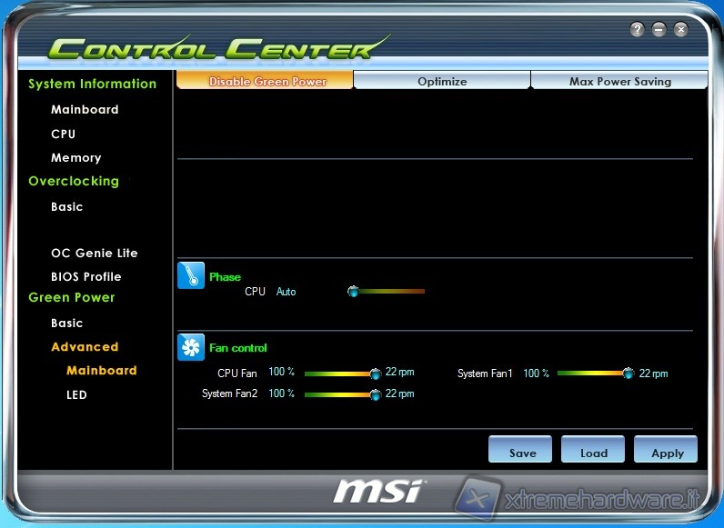 MSI 990FXA-GD65 CONTROL CENTER DRIVER FOR WINDOWS