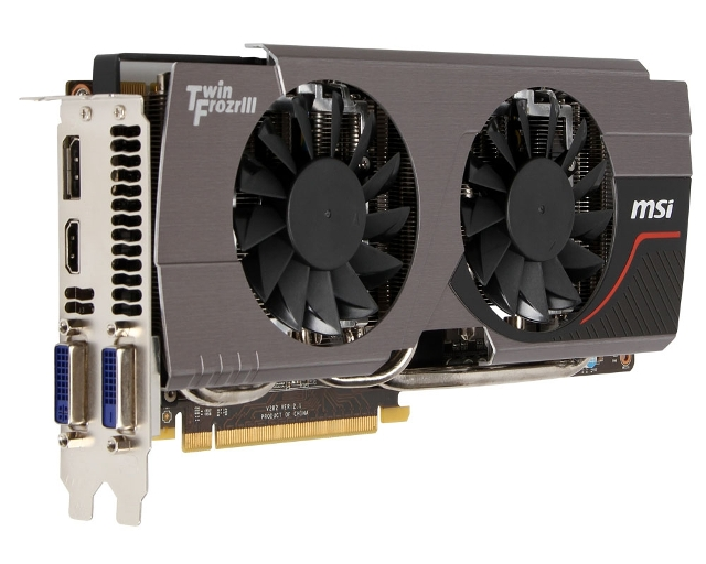MSI N680GTX Twin Frozr 4GD5