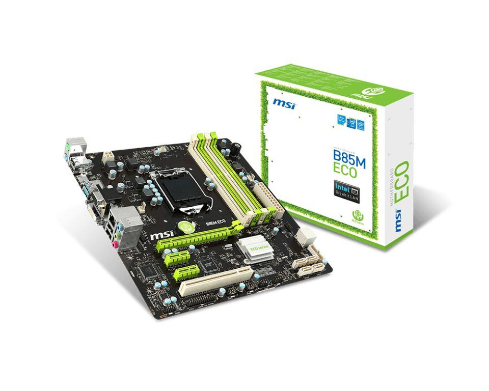 MSI B85M ECO Series
