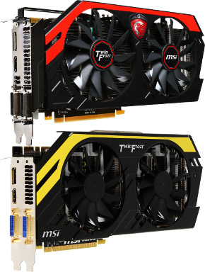 MSI presenta la GTX 770 Gaming e Lightning