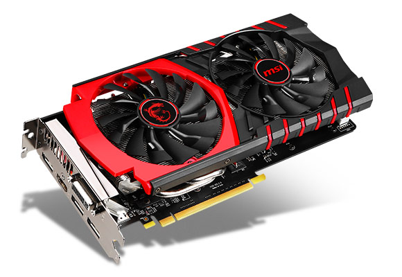 MSI lancia la nuova scheda video GTX 960 GAMING 4G