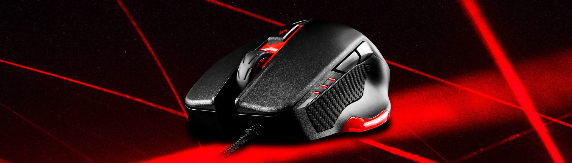 MSI introduce il nuovo mouse Gaming Interceptor DS300