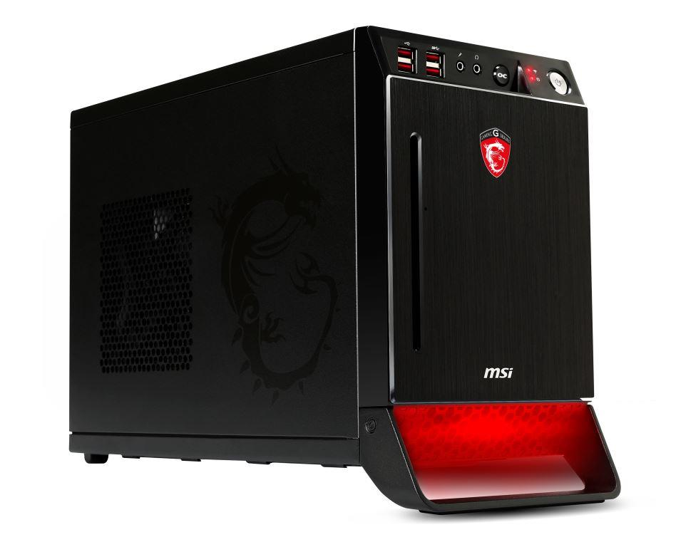 MSI Nightblade: PC barebone per overclock e game