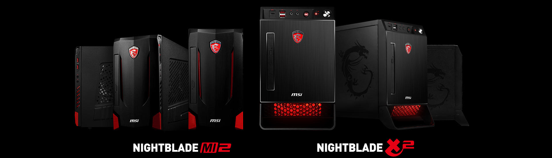MSI Nightblade new