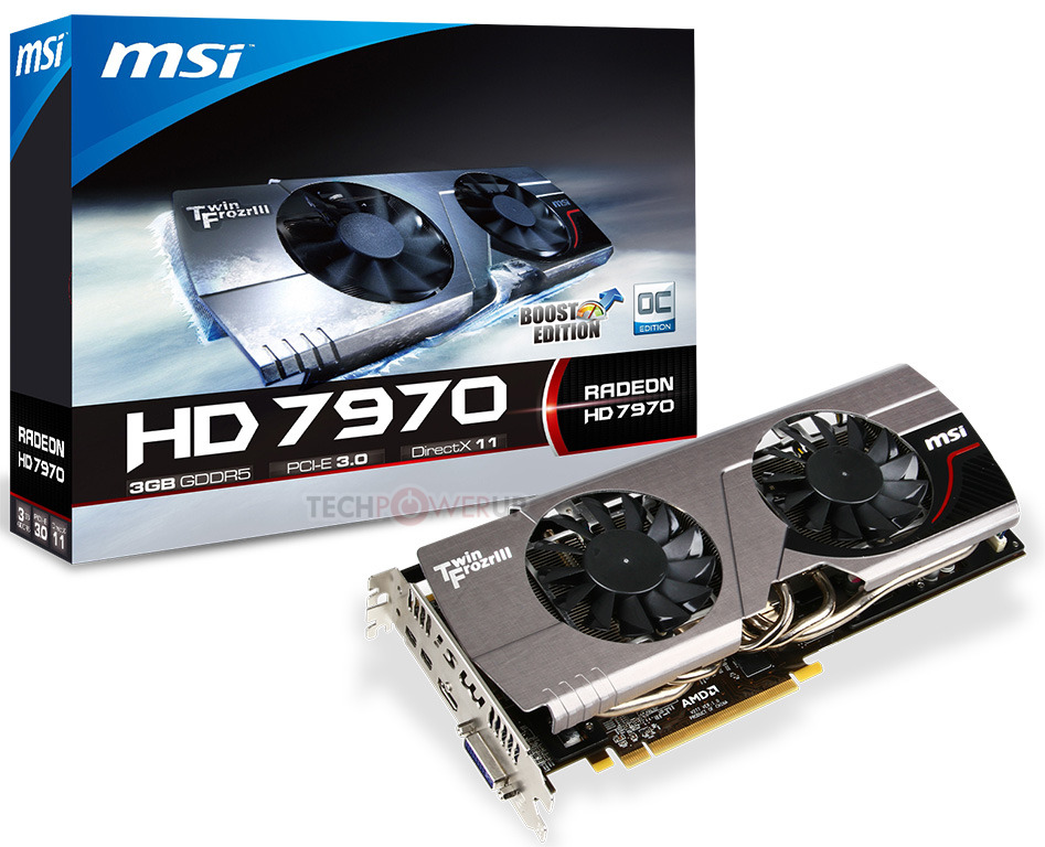 MSI Radeon HD 7970 Boost Edition 01