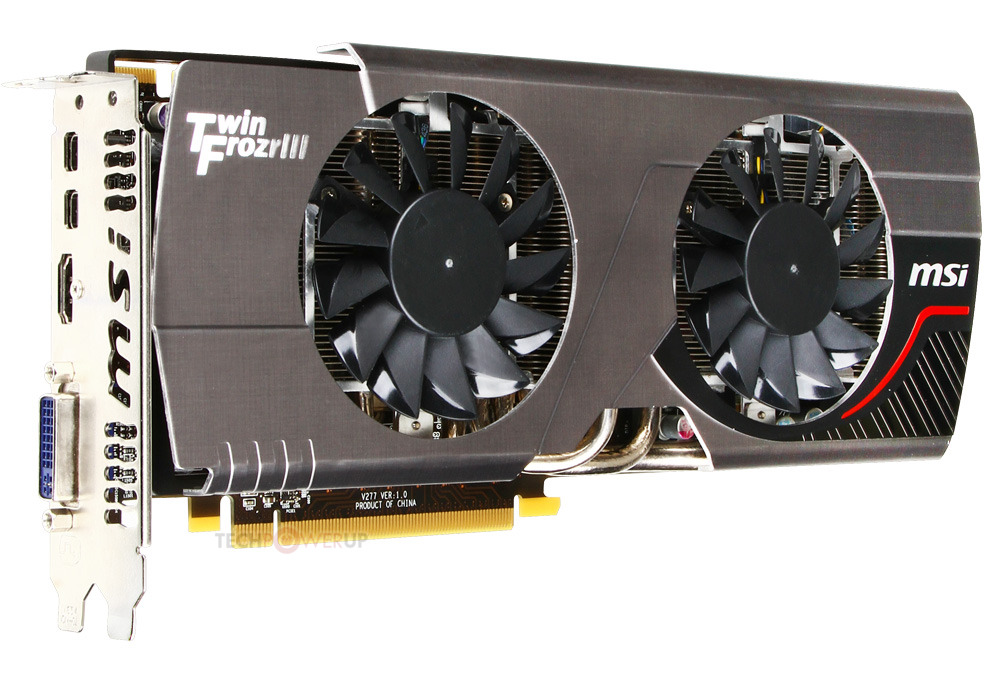 MSI Radeon HD 7970 Boost Edition 02