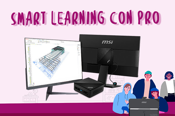 MSI Smart Learning con PRO 4121c