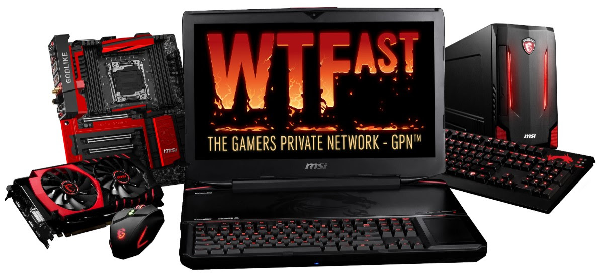 MSI WTFast GPN