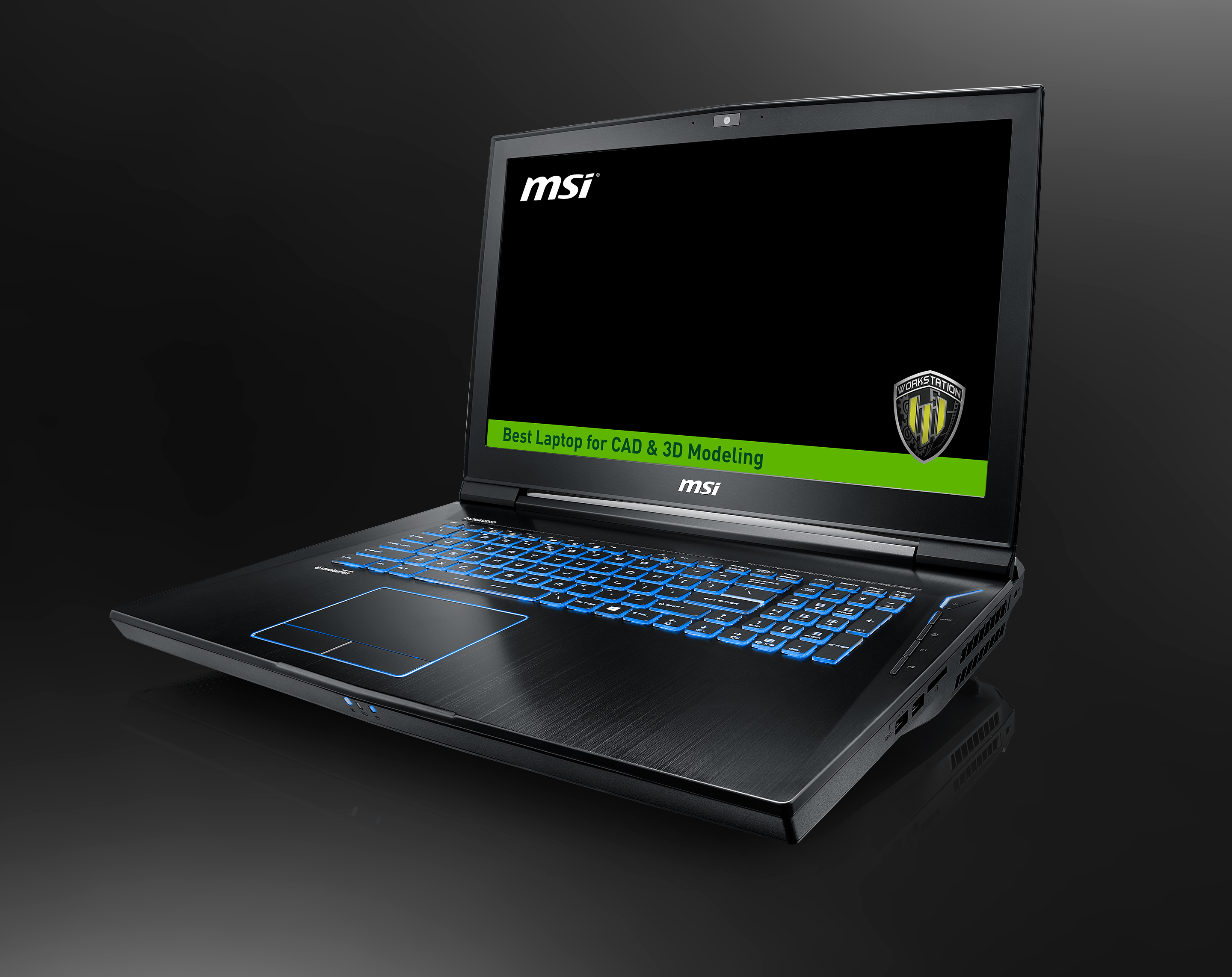 MSI Workstation WT73VR Photo 13