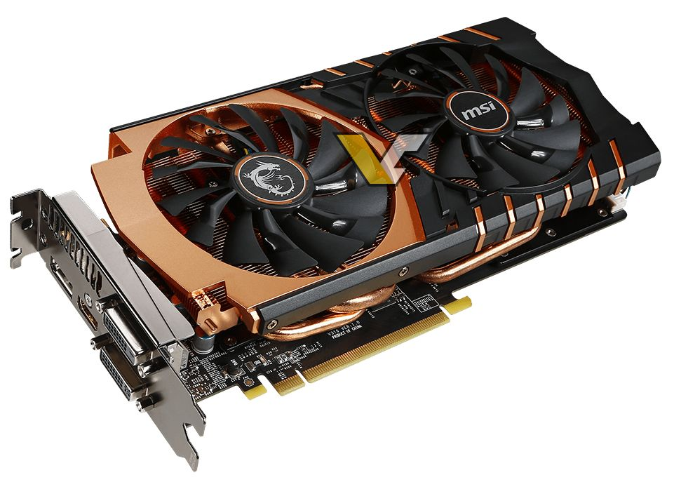 MSI GTX 970 GAMING Golden Edition 01
