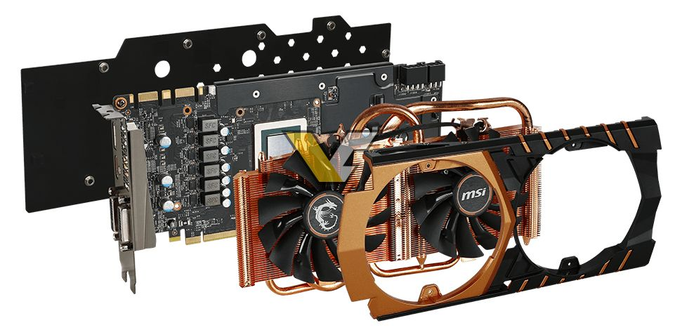 MSI GTX 970 GAMING Golden Edition 03