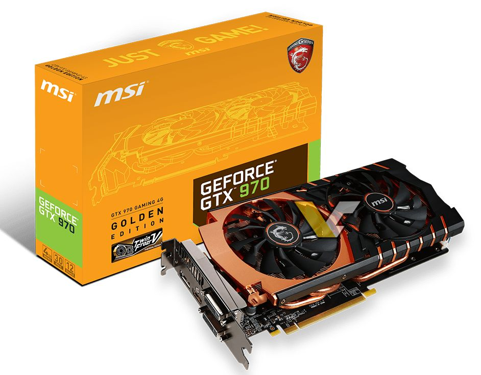 MSI GTX 970 GAMING Golden Edition 05