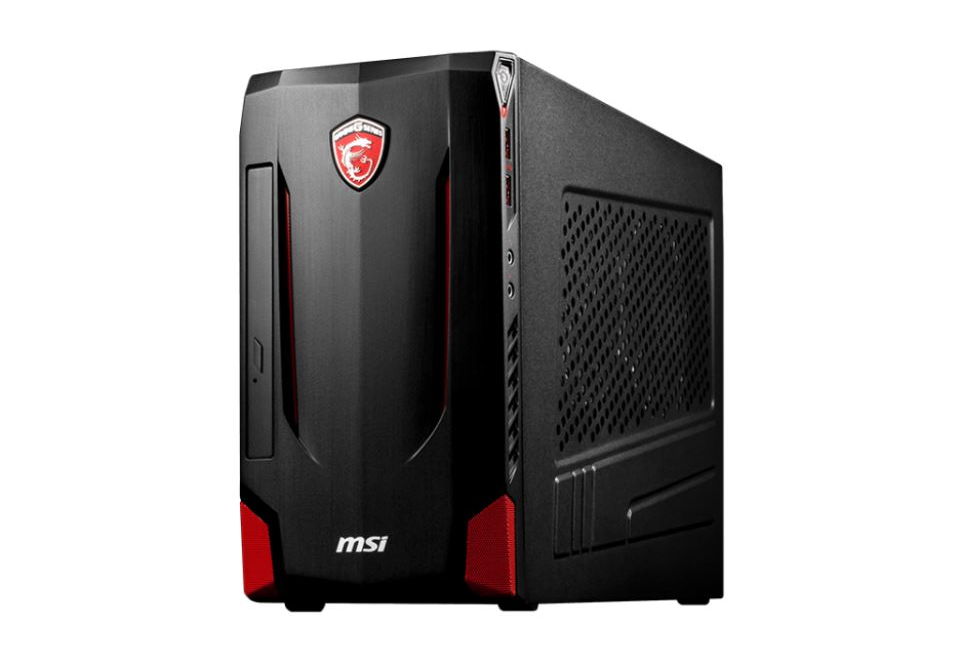 MSI Nightblade MI; un nuovo PC compatto per gaming