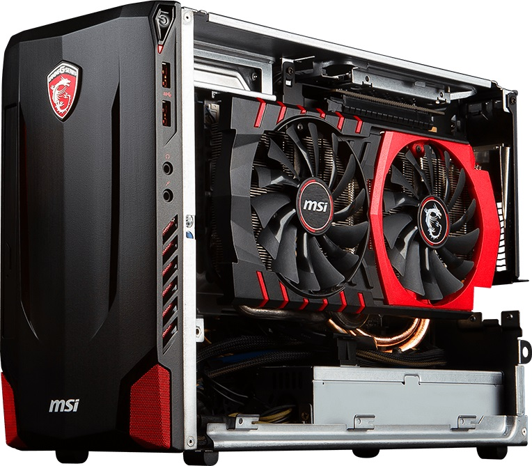 MSI Nightblade MI presente all'evento di GEC LCS EU FINALS