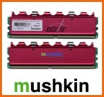 Review Mushkin REDLINE 2x1gb XP2-8000 4-5-4-11