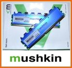 Review Mushkin HP3200 2x1GBkit cas 2-3-2