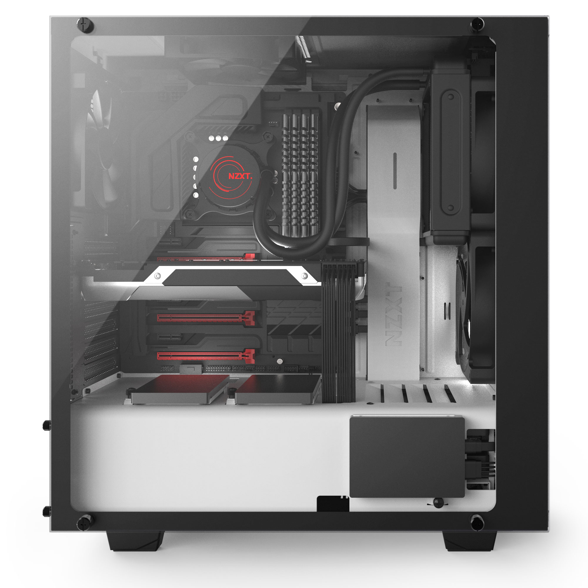S340 Elite White System Window 2000x2000