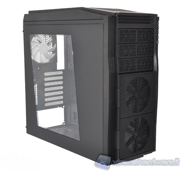 NZXT Tempest 410 Elite, un mid-tower finestrato
