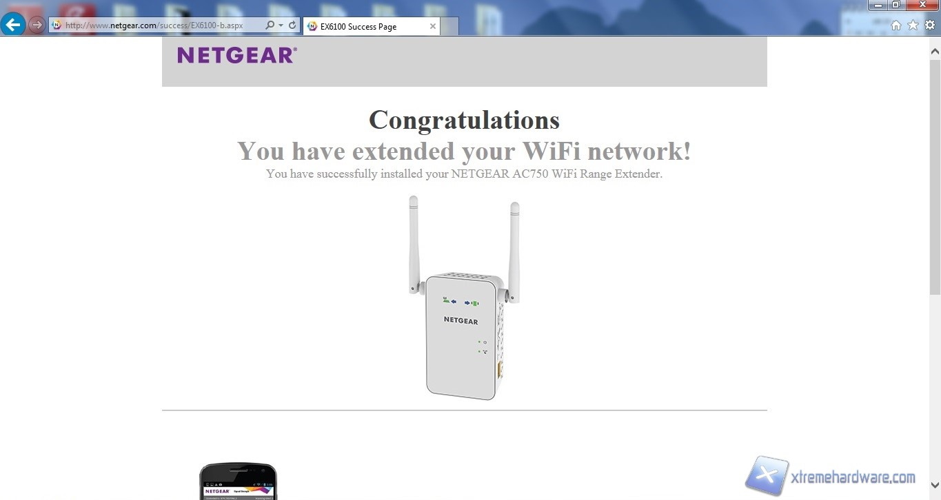 how to connect netgear wifi range extender ex6100