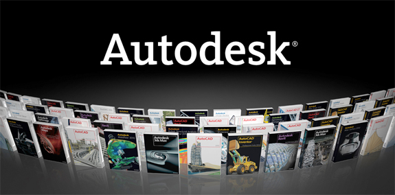 Autodesk Logo Software