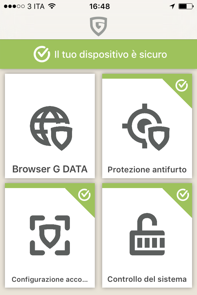 G DATA Mobile Internet Security per iOS ora disponibile