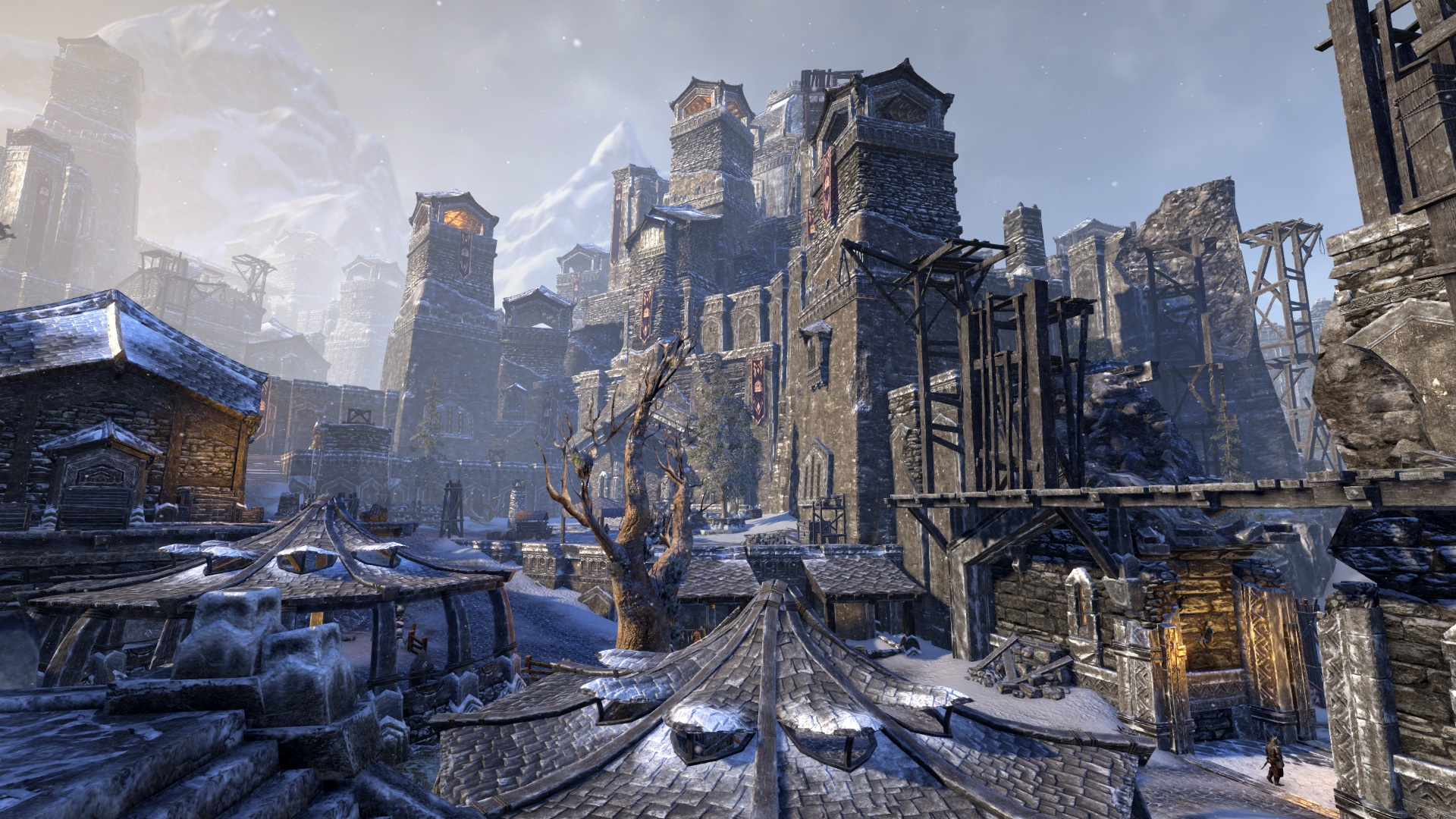 Orsinium disponibile per The Elder Scrolls Online: Tamriel Unlimited (PC/Mac)