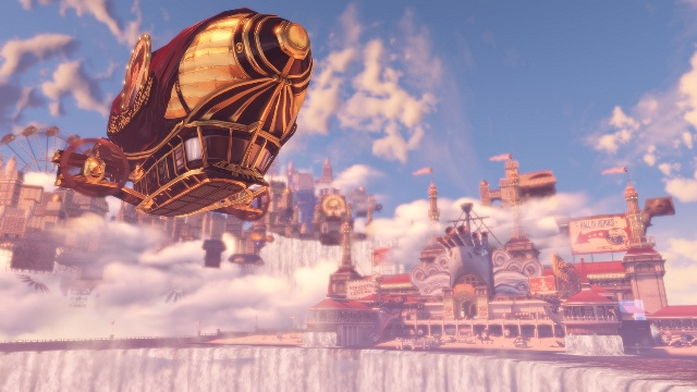 BioShock Infinite City In The Sky in trailer