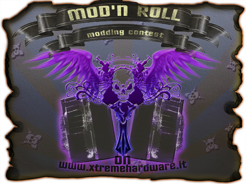 modn roll modding contest
