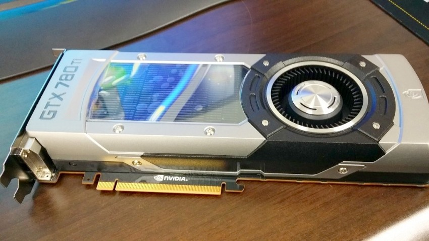 GeForce GTX 780 Ti con 2880 CUDA Cores e anche Black Edition