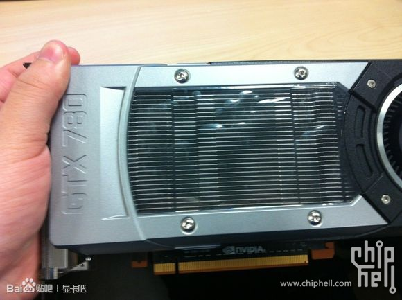 NVIDIA GeForce GTX 780 e GTX 770 in foto