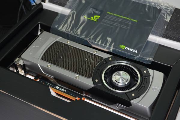 GeForce GTX 780: specifiche e prestazioni