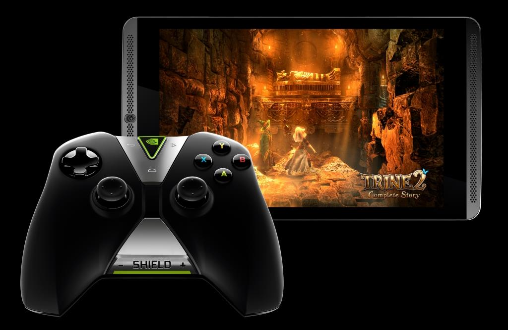 NVIDIA SHIELD si fa anche tablet e controller wireless