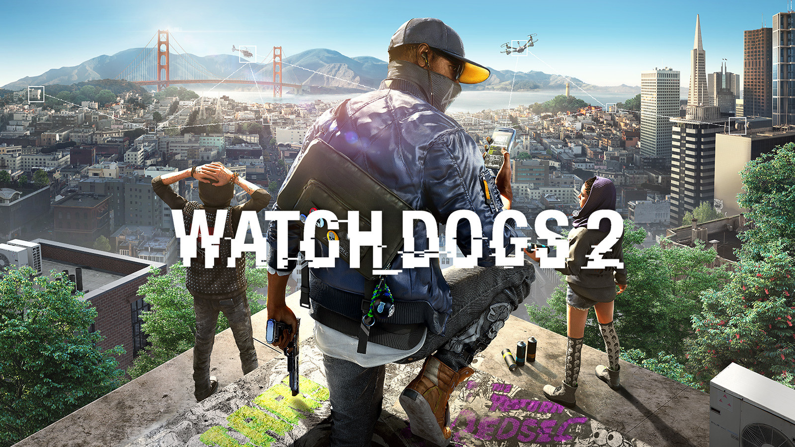 Watch Dogs 2 su PC: nuovi Game Ready Driver e molto altro