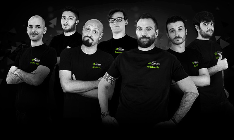 nvidiaitalia team