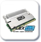 Recensione OCZ DDR2 PC2-9200 FlexXLC Edition