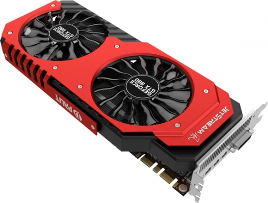 Palit GTX 980 Super JetStream 02