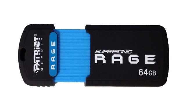 Supersonic Rage 64GB Front
