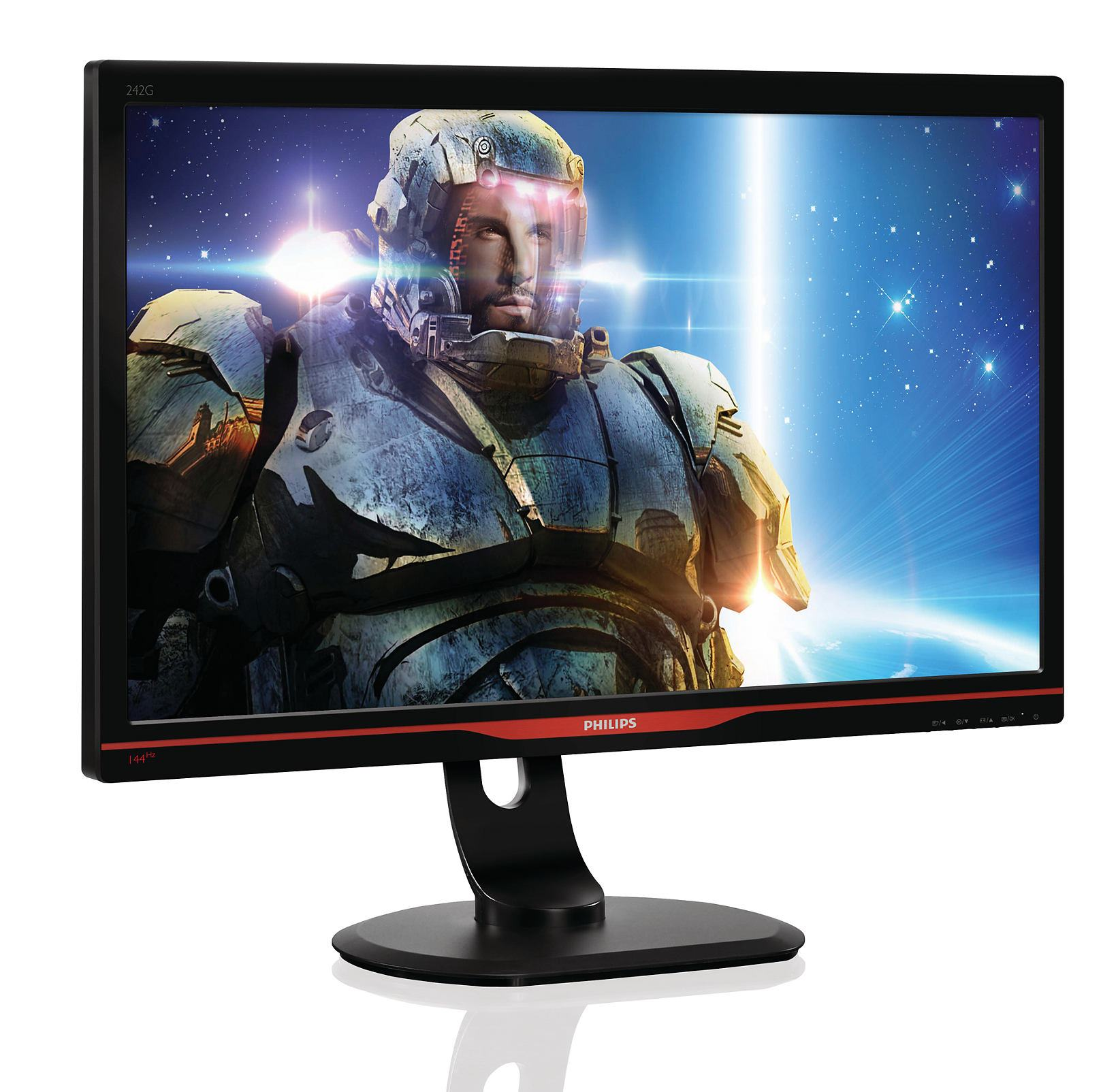 [IFA 2013] Philips 242G5DJEB da 144Hz per il gaming