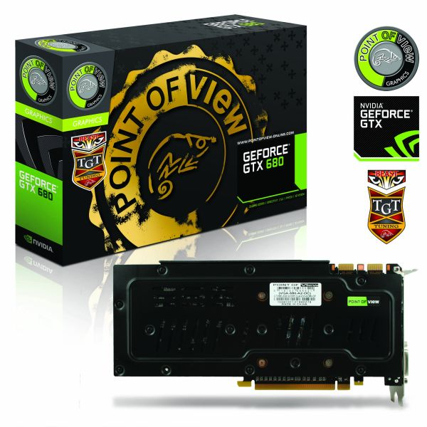 Point of View GeForce GTX 680 TGT Beast Edition 2