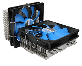 Cpu cooler Prolimatech Genesis, Dual Blue Vortex Edition