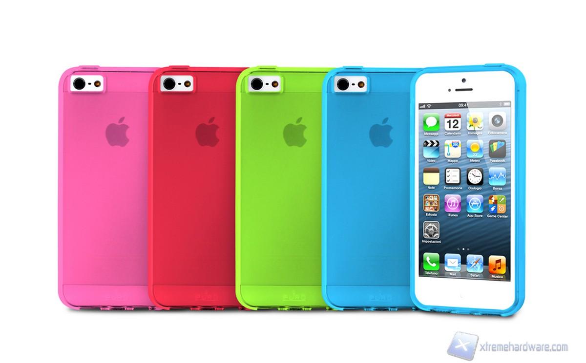 iphone 5 cover gennemsigtig