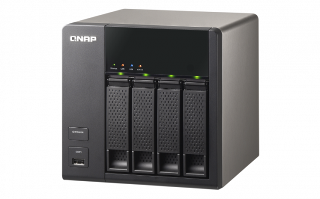 I Turbo NAS di QNAP compatibili con Windows 8