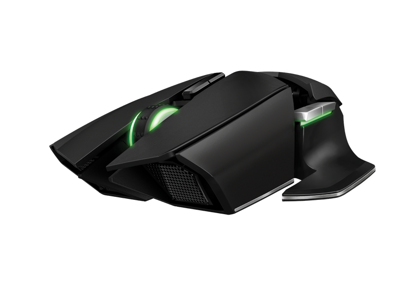 Il Razer Ouroboros è ora disponibile all'acquisto