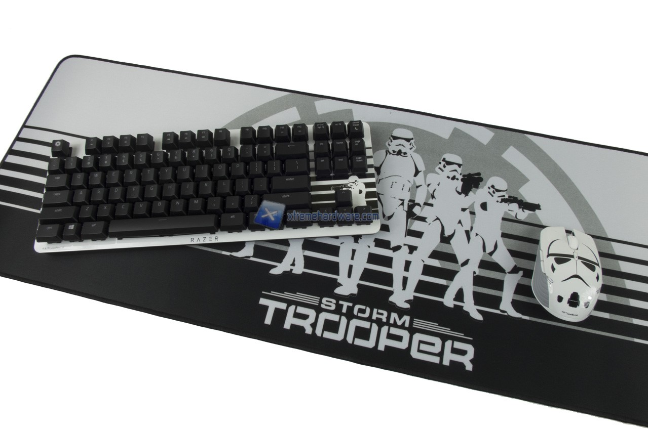 Razer Stormtrooper Edition - Il Kit per i Fan di Star Wars