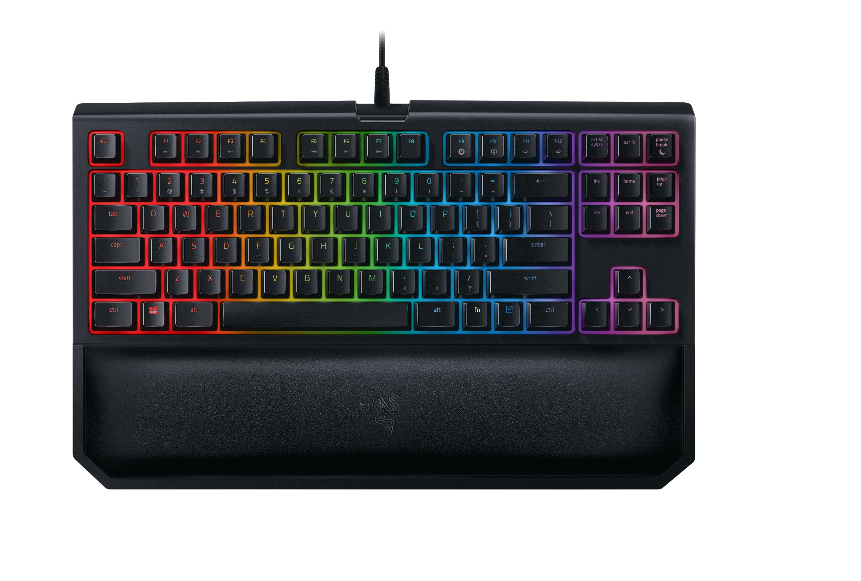 Razer rende disponibile la Blackwidow TE Chroma V2