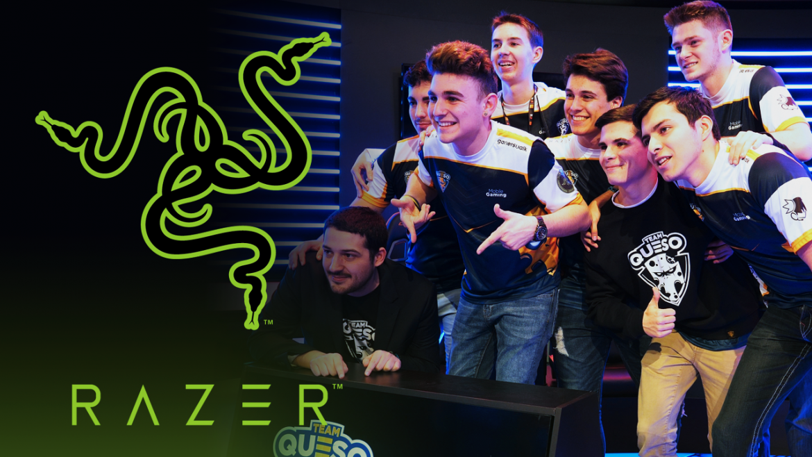 Razer Team Queso