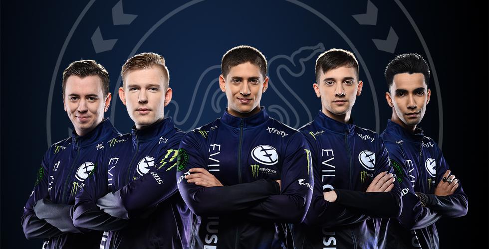 Team EG Dota 2