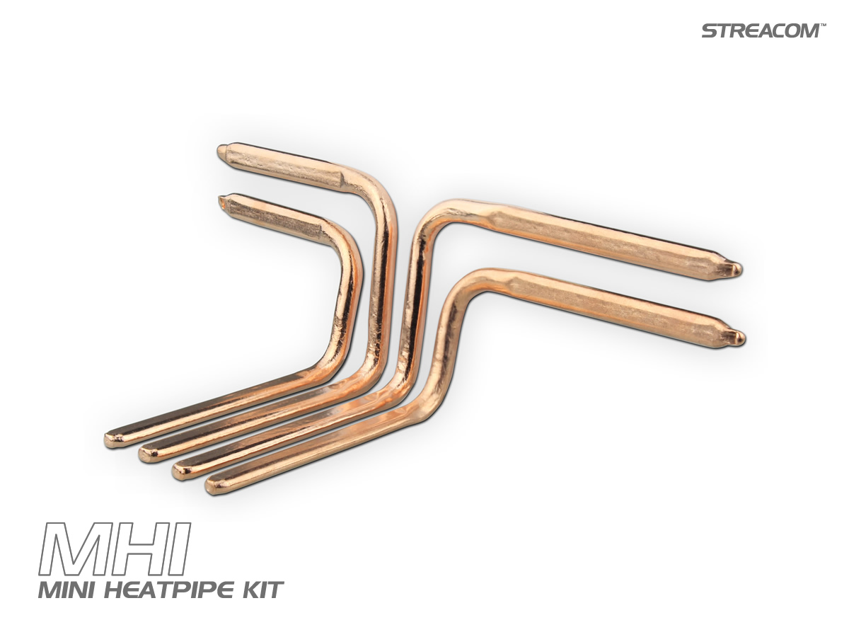 Streacom MH1 Mini Heatpipe Kit 02